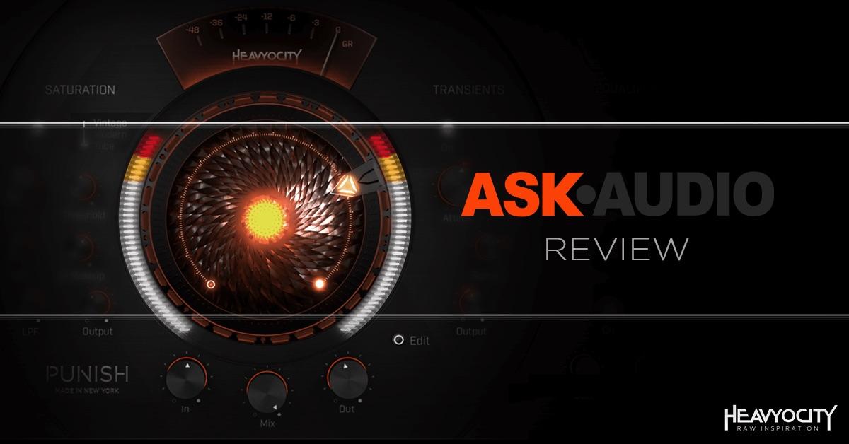 Ask.Audio Reviews Heavyocity's PUNISH