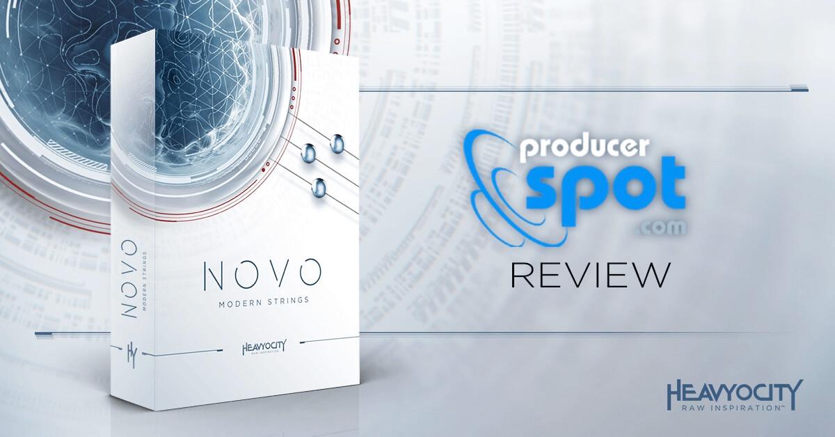 ProducerSpot.com Reviews Heavyocity's NOVO