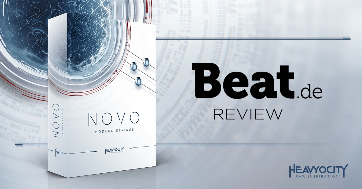 Beat.de Reviews Heavyocity NOVO