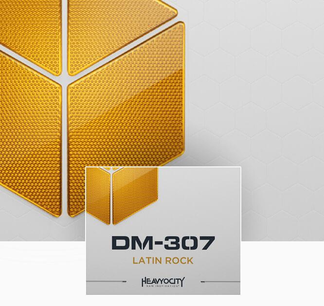 DM-307A: Latin Rock