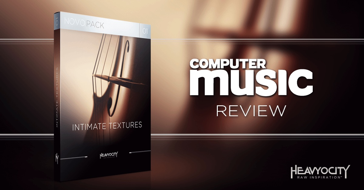 Computer Music Reviews Intimate Textures