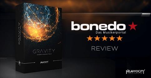Bonedo Reviews GRAVITY