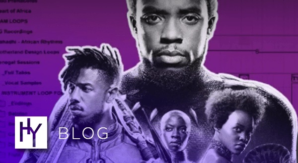 Heavyocity Blog:'Black Panther' Composer Travels to Africa for Film's Sound
