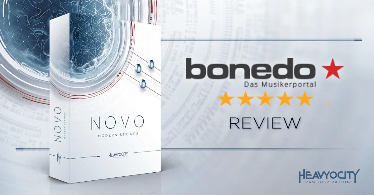 Bonedo Reviews NOVO