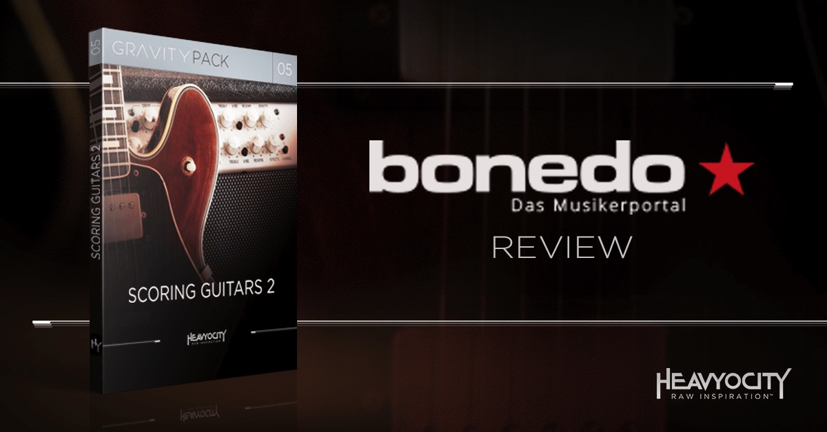 Bonedo Reviews Scoring Guitars 2