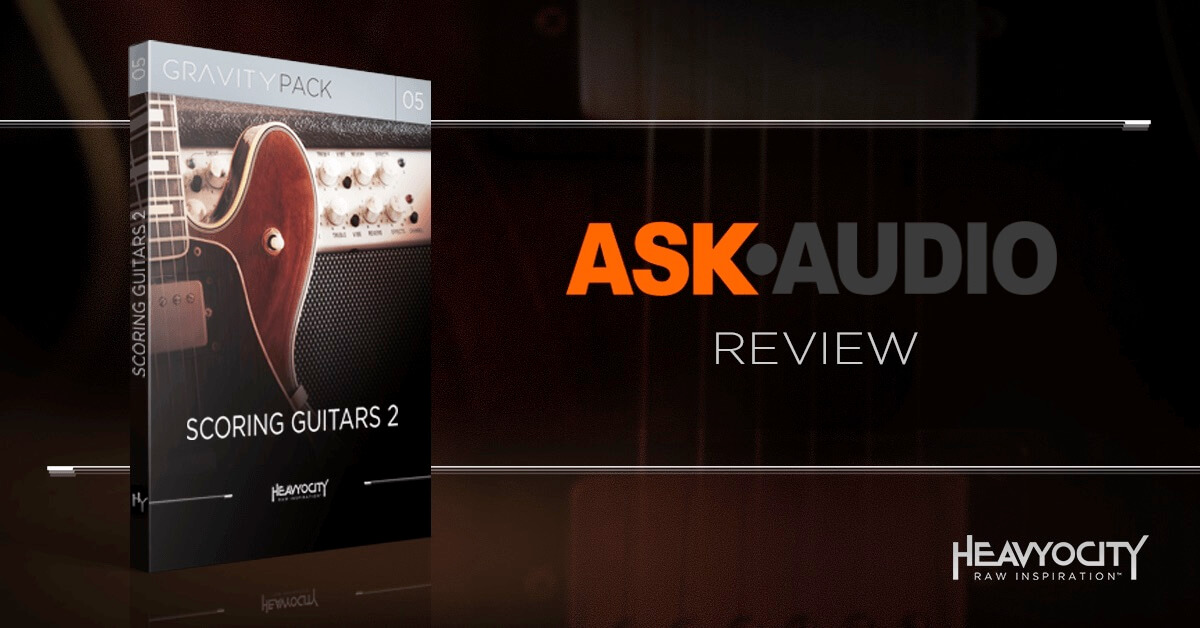 AskAudio Reviews Scoring Guitars 2