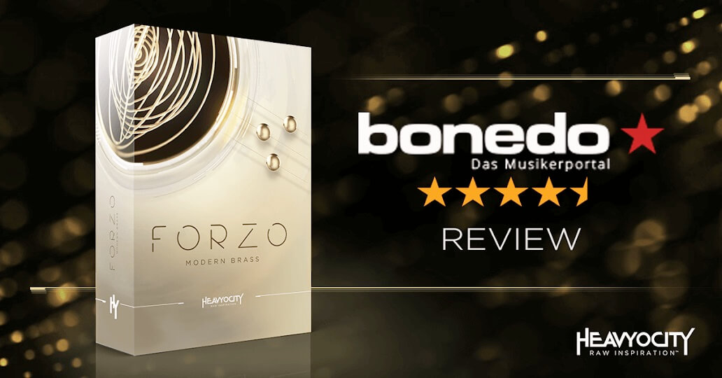 Bonedo Reviews FORZO