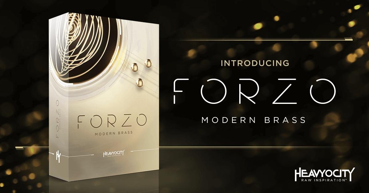 Heavyocity Introduces FORZO: Modern Brass