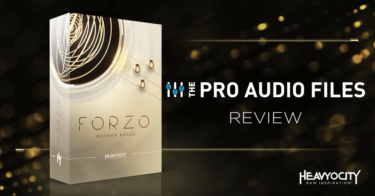The Pro Audio Files Reviews FORZO
