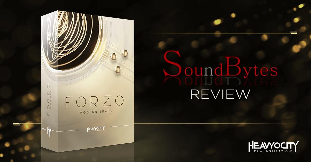 SoundBytes Mag Reviews FORZO