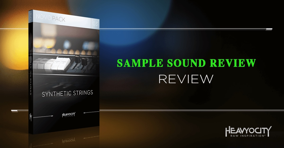 Sample Sound Review Reviews Synthetic Strings