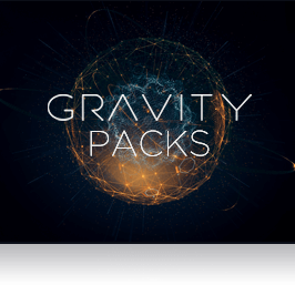 GRAVITY Packs