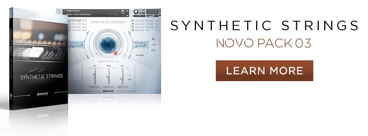 Learn more at Heavyocity.com/Synthetic-Strings