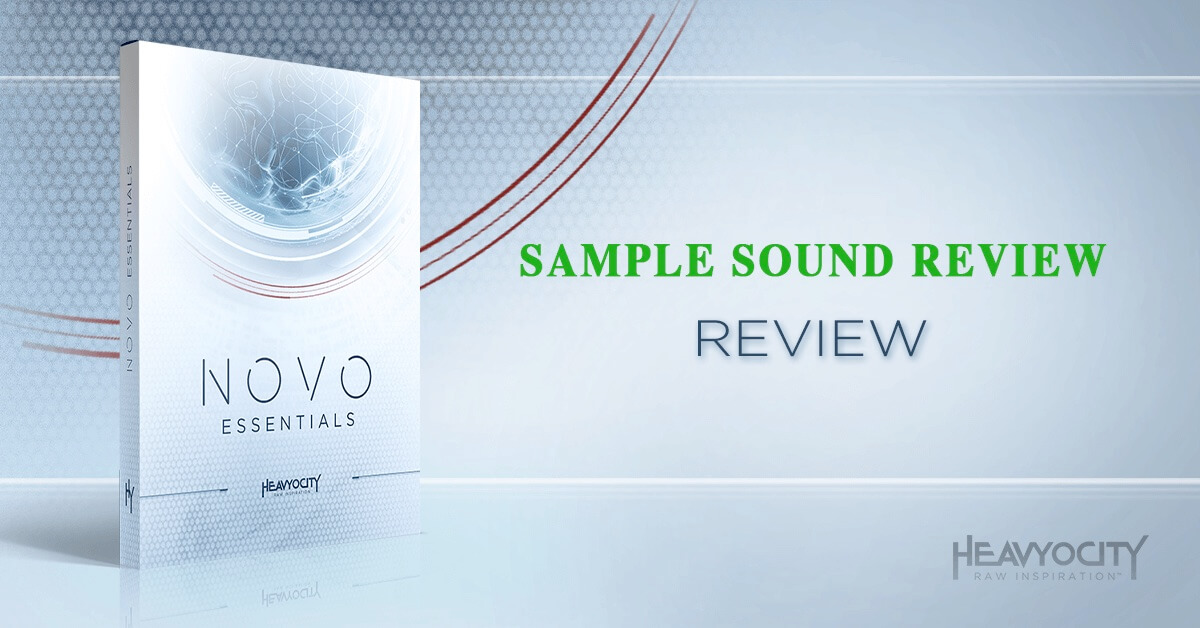 Sample Sound Review Reviews NOVO Essentials