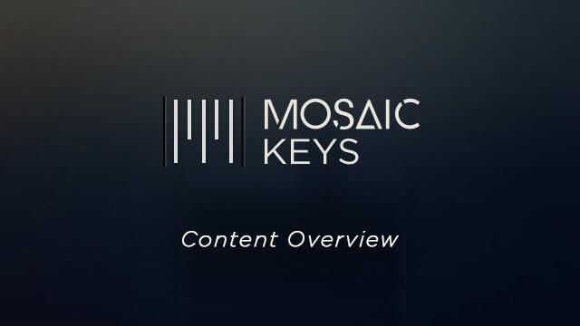 Mosaic Keys