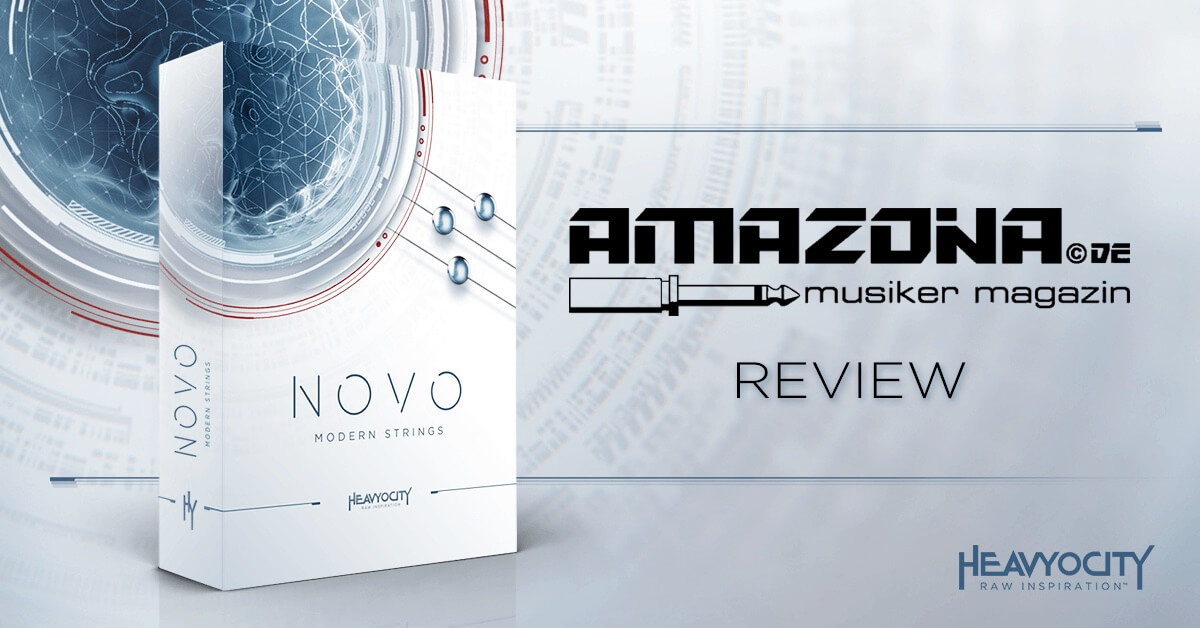 Amazona.de Reviews NOVO