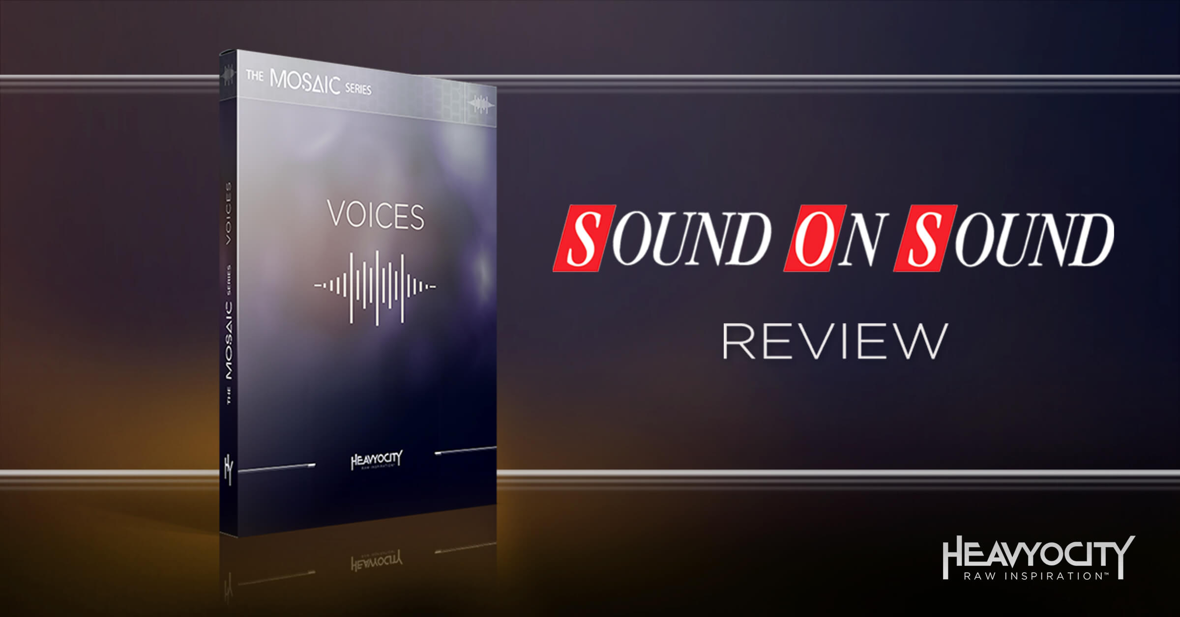 Sound On Sound Reviews Mosaic Voices