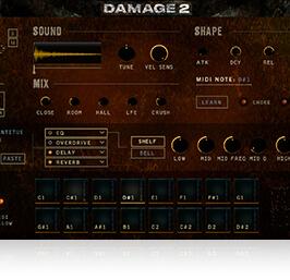 Damage 2 Kit Designer