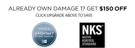 Damage 2 Upgrade Offer