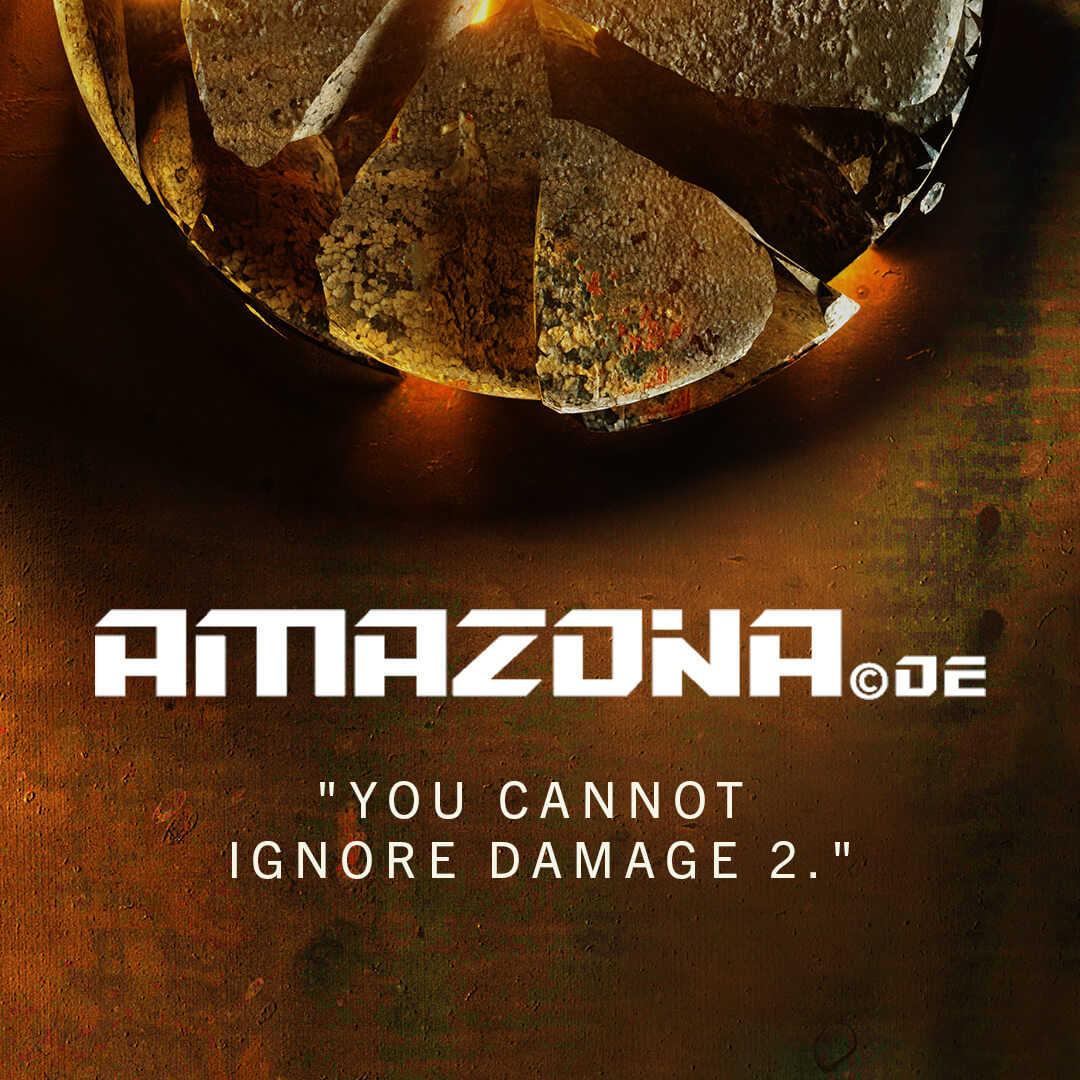 Amazona.de Reviews Damage 2