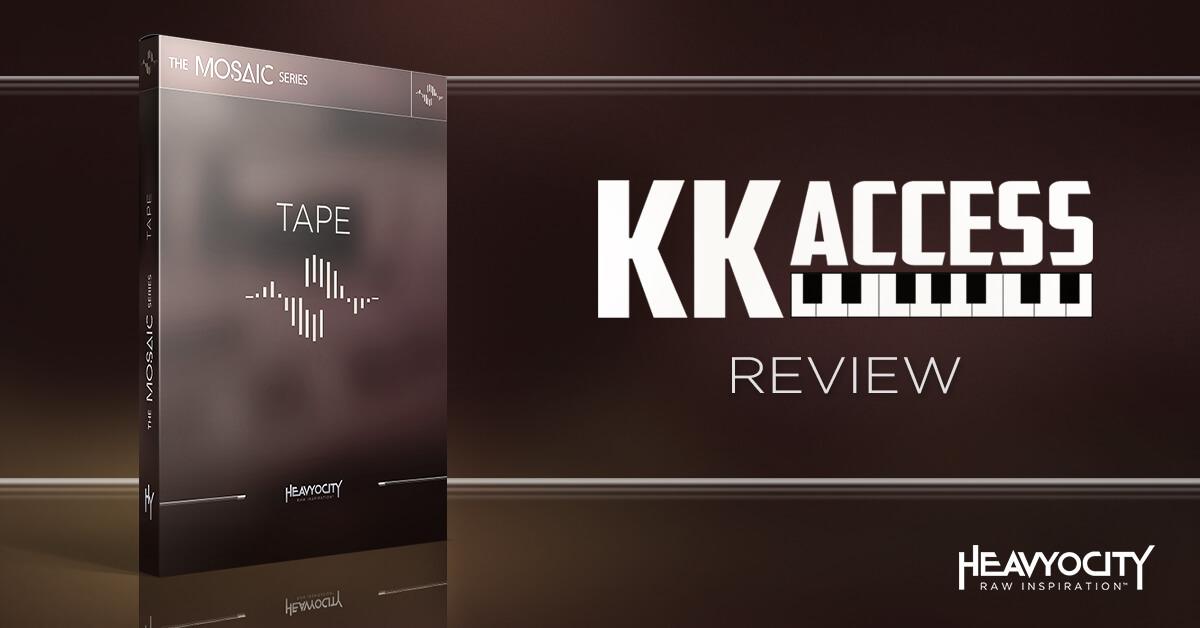 KK-Access Reviews Mosaic Tape
