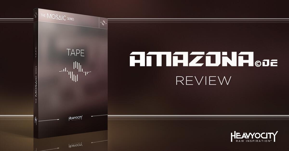 Amazona.de Reviews Mosaic Tape