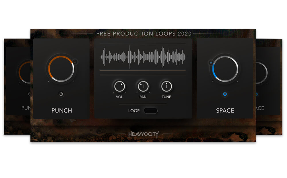 Free Production Loops