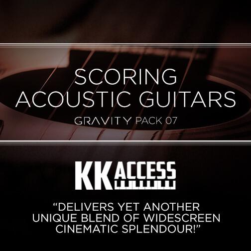 KK-Access Reviews Scoring Acoustic Guitars