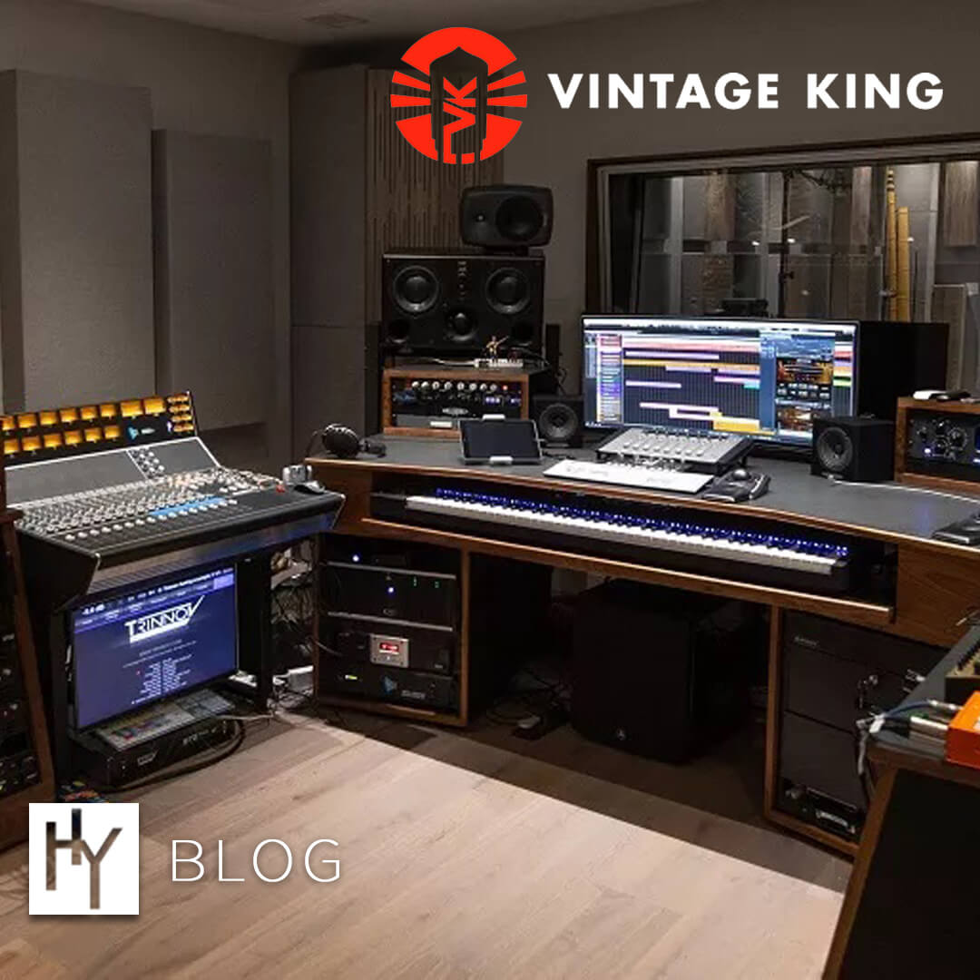 Heavyocity Blog: Vintage King Highlights New HY Studio