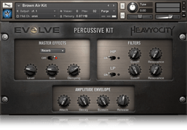 Evolve Percussive Kits