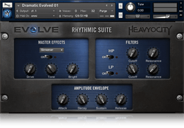 Evolve Rhythmic Suites (loops)