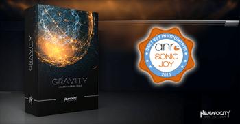 ANR Awards Heavyocity's GRAVITY
