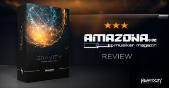 Amazona.de reviews Heavyocity's GRAVITY: Modern Scoring Tools. Learn more @ Heavyocity.com/GRAVITY