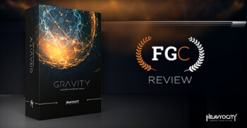 GRAVITY Review: FilmandGameComposers.com - Learn more at Heavyocity.com/GRAVITY