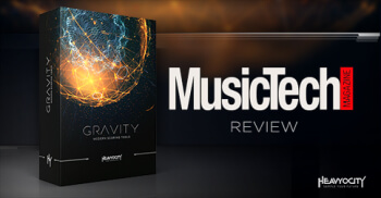 MusicTech reviews Heavyocity's GRAVITY: Modern Scoring Tools. Learn more @ Heavyocity.com/GRAVITY