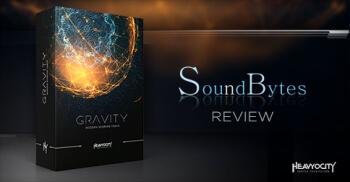 SoundBytes Mag reviews Heavyocity's GRAVITY: Modern Scoring Tools. Learn more @ Heavyocity.com/GRAVITY