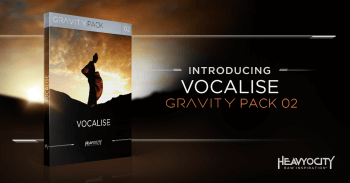 Introducing GP02: Vocalise! Now Available at Heavyocity.com
