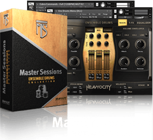 Master Sessions: Ensemble Drums Collection
