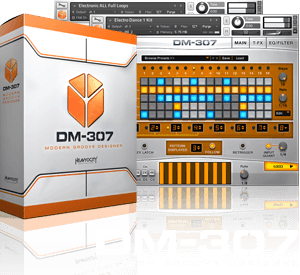 DM-307A: Latin Rock