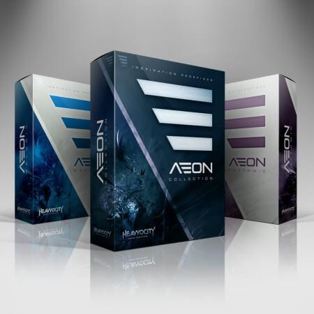 AEON Collection Packshot